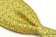 "Salvatore Ferragamo Tie (3.25"" - 3.75"" / Green / Light Wear)"