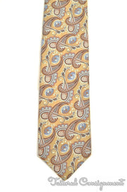 "Robert Talbott Tie (3.25"" - 3.75"" / Multi / Light Wear)"