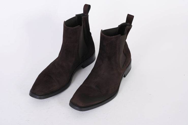 To Boot NY Boots (12 / Brown / Light Wear)