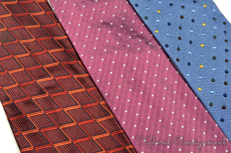 "Altea Tie (3.25"" - 3.75"" / Multi / Light Wear)"