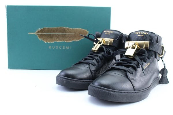 Buscemi Sneakers (11 / Black / Light Wear)