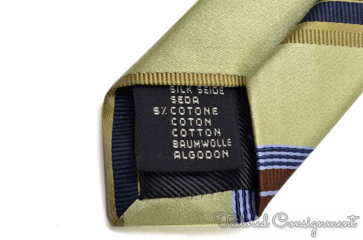 "Ermenegildo Zegna Tie (3.25"" - 3.75"" / Multi / Light Wear)"