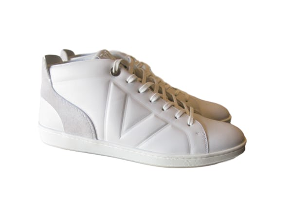 Louis Vuitton Sneakers (11 / White / New)