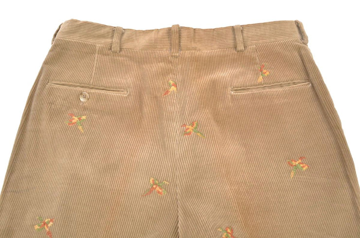 Joseph A Bank Pants (33 / Brown / Light Wear)