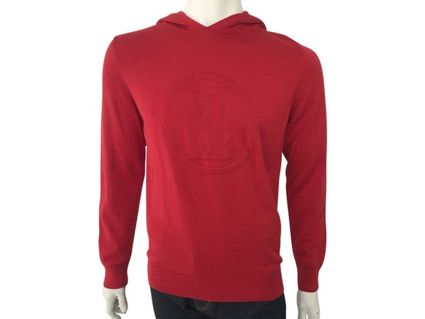 Louis Vuitton Sweater (XXL / 56 / Red / New)