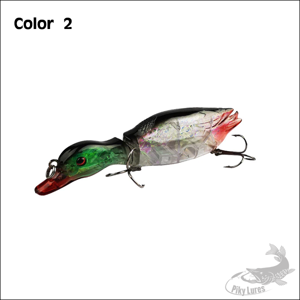Jointed Duck Topwater Lure 35g/1 23oz