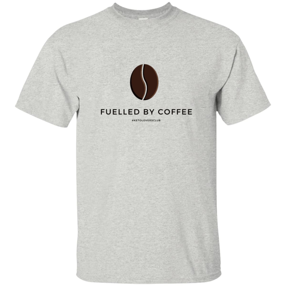 Fuelled by Coffee Youth Ultra Cotton T-Shirt
