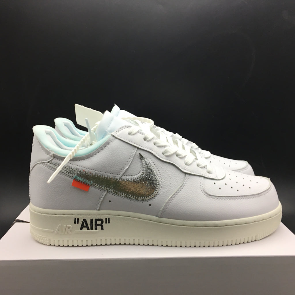 the best attitude 61677 40007 AIR FORCE 1 VIRGIL ABLOH OFF-WHITE (AF100)