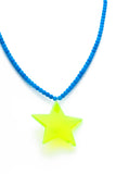 Neon Star Necklace