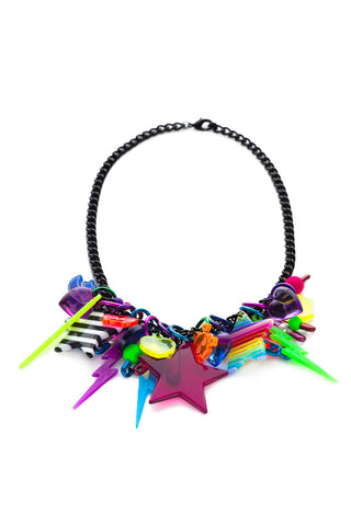 CHARM RIOT NECKLACE
