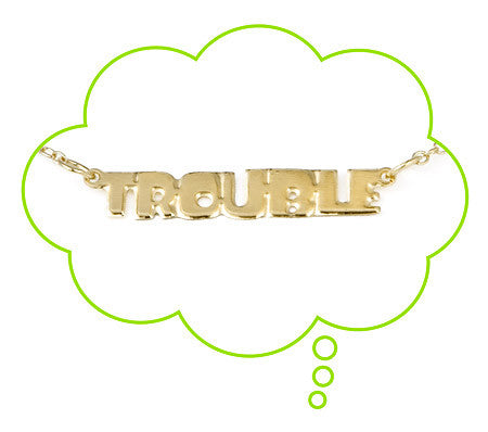 Word Up! :: trouble