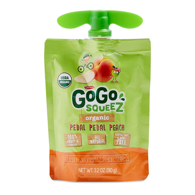 GoGo SqueeZ Organic Fruit and Vegetable Sauce Pouches - CayTer 2 You Baby