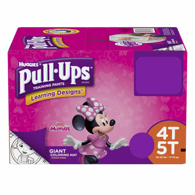 Huggies Pull-Up Pants for Girls - CayTer 2 You Baby