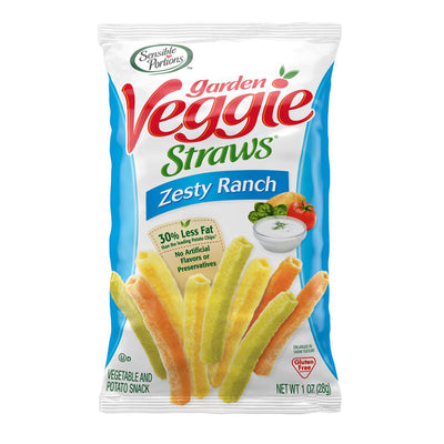 Garden Veggie Straw - CayTer 2 You Baby