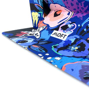 MOFT Laptop Stand | Midnight Blossom Graphic Arts