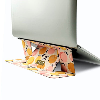 MOFT Laptop Stand | Pinky Peach Graphic Arts