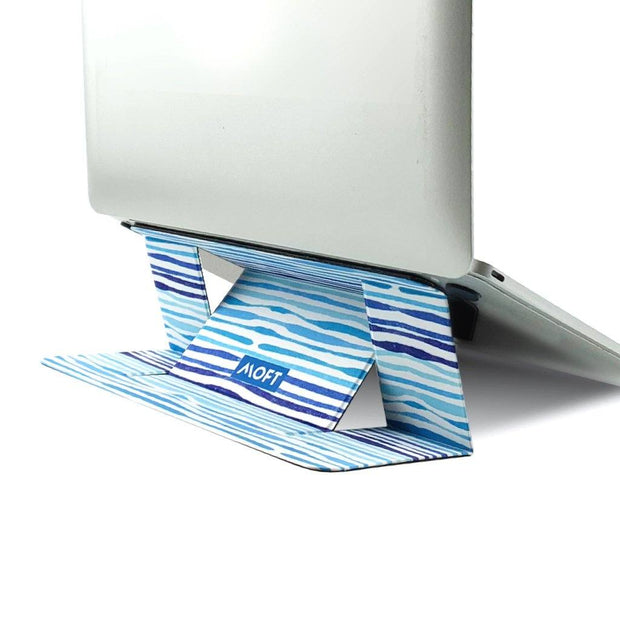 MOFT Laptop Stand | Layered Aqua Graphic Arts