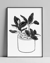 Load image into Gallery viewer, Botanical n.01 | A4 Giclée Fine Art Print