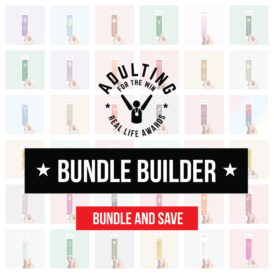 AdultingFTW Bundle Builder
