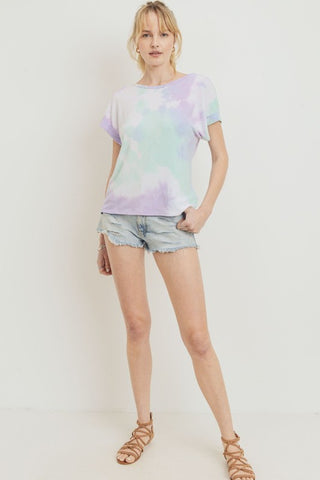 Modern Day Tie Dye Twist - Kick It Boutique