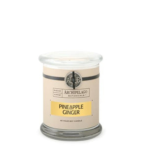 Pineapple Ginger Jar Candle
