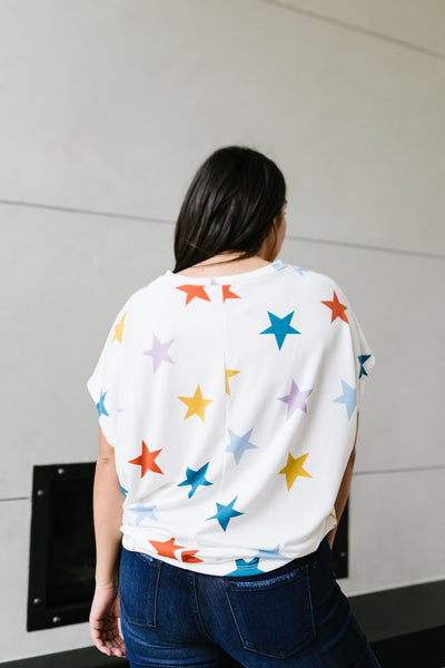 A Star Is Born Top - Kick It Boutique
