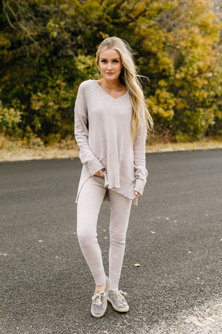 Casual + Cozy Chenille Pants - Kick It Boutique