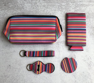 Printed Neoprene Collection: Serape