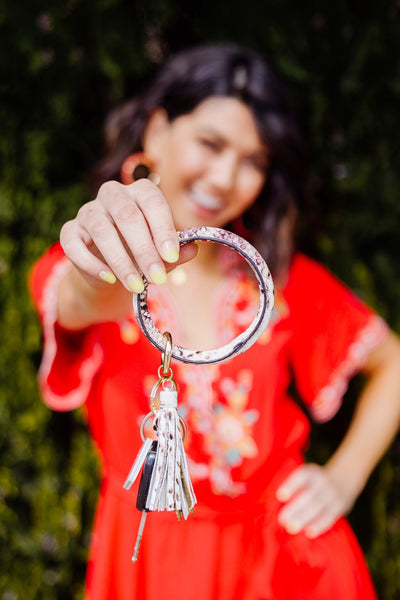 Lost Cause Keychain Bracelet - Kick It Boutique