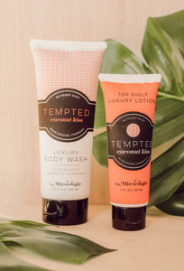 Tempted Luxury Body Wash & Shower Gel