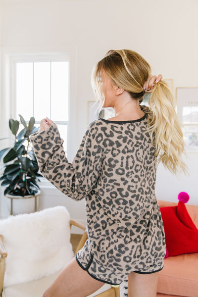 You Softy Pajama Pullover - Kick It Boutique