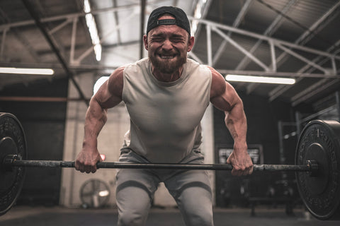 Lifting Too Much Weight - Born Tough Blog