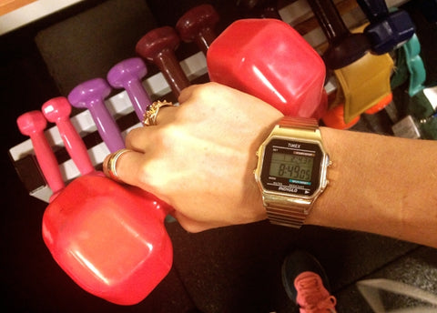 Wearing Jewelry In Gym - Born Tough Blog