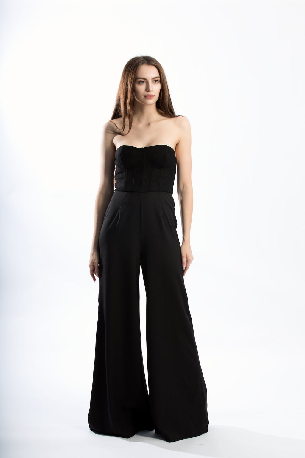 Cup Top Jumpsuit