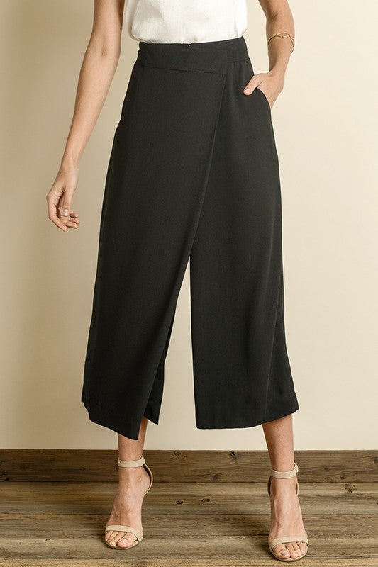 Wrap Trouser Pants