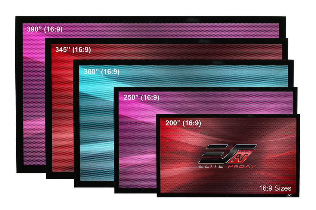 Elite Screen's ezFrame Plus Series