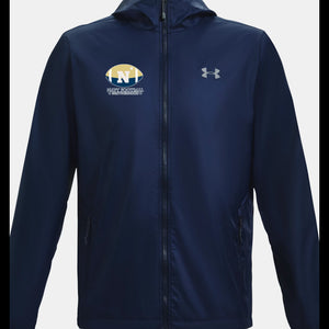 Navy Football Brotherhood Under Armour Jacket