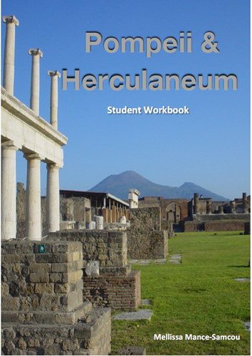 Pompeii and Herculaneum: Student Workbook (2019 Second Edition)