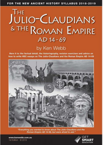 The Julio-Claudians and the Roman Empire AD 14 - 69 (Book & E-Book)