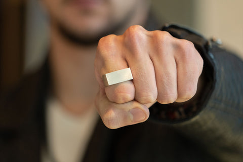 RECTANGULAR BASE RING