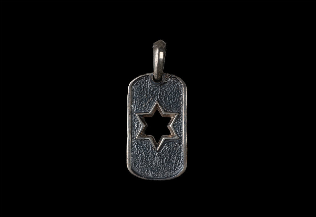 AIR FORCE D.STAR DOG TAG - Rock and Jewel