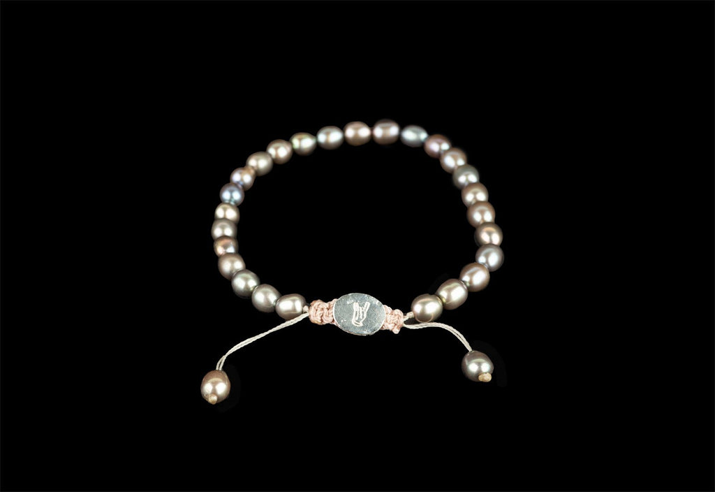 CULTIV PEARL BRACELET - Rock and Jewel