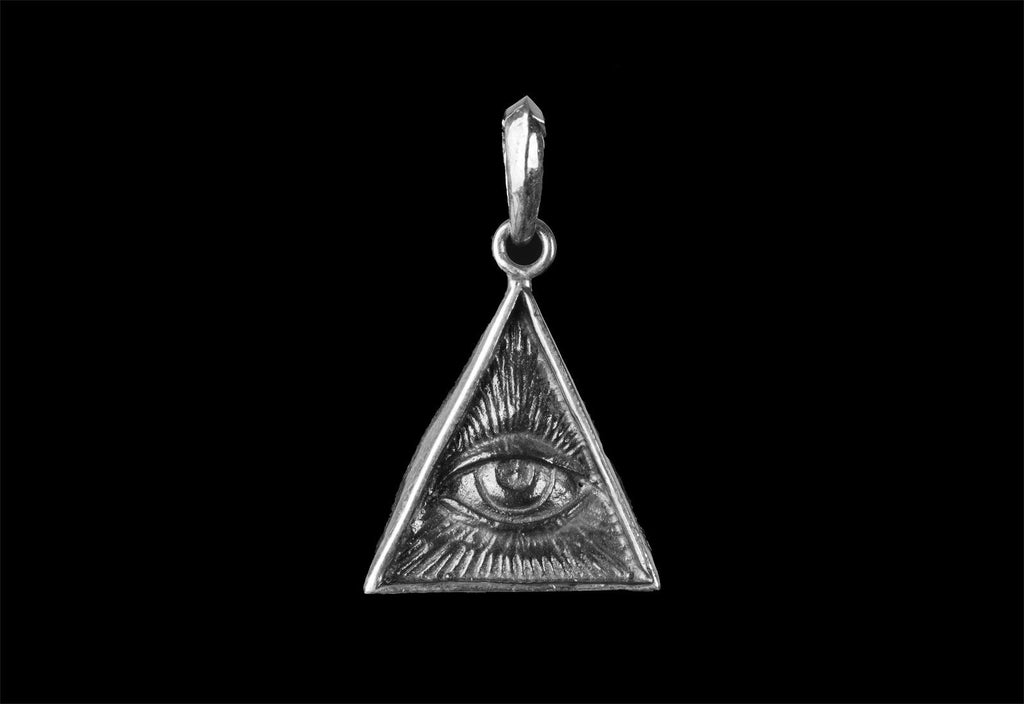 EYE OF THE PROVIDENCE TRIANGLE - Rock and Jewel