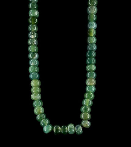 GREEN AGATHA NECKLACE