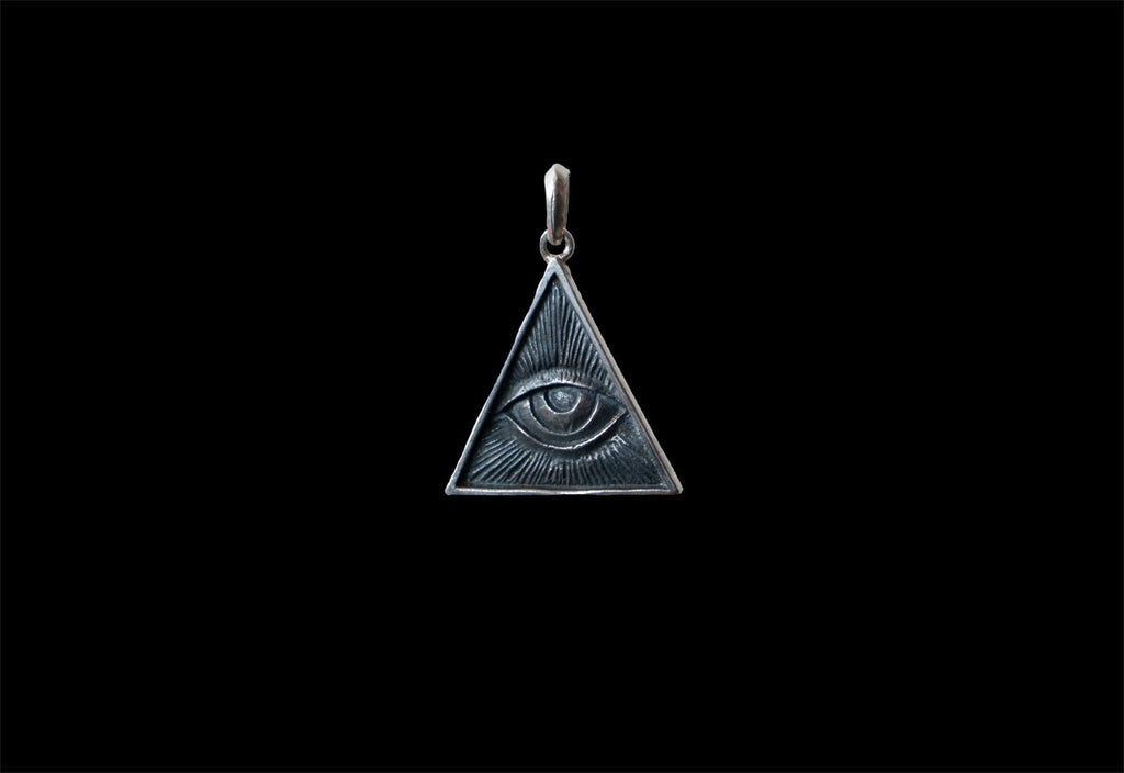 MASON EYE OF THE PROVIDENCE TRIANGLE - Rock and Jewel