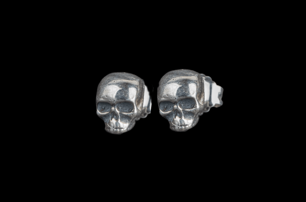 SKULL JOE EARRINGS - Rock and Jewel