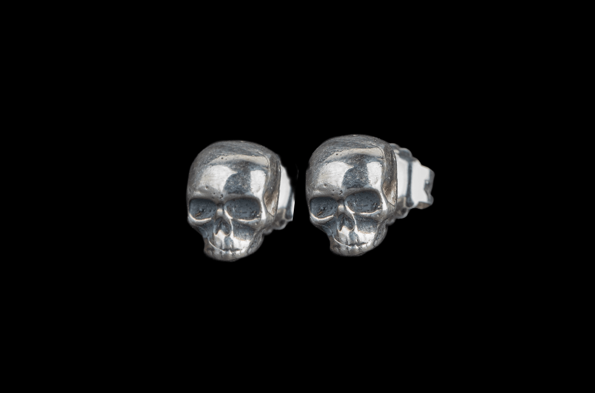 SKULL JOE EARRINGS