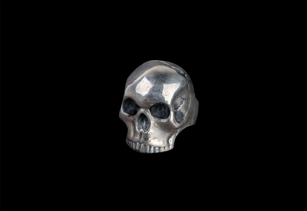 SKULL JOE MEDIUM RING - Rock and Jewel