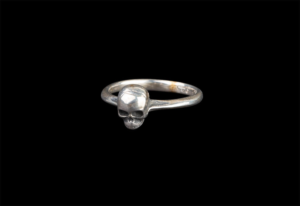 SKULL JOE RING - Rock and Jewel