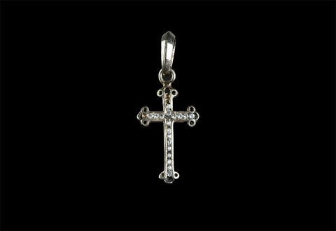 SMALL CROSS TWO SIDES